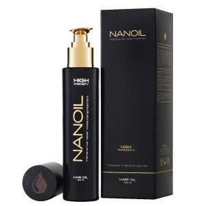 cel mai bun ulei de păr - Nanoil